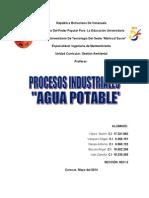 trabajo de agua potable (1).doc