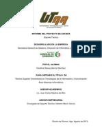 1. Reporte Estadia CDGS