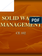 41 Solid Waste Management