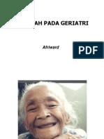 MASALAH-GERIATRI