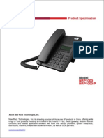 Ip Phoneasdsa Datasheet