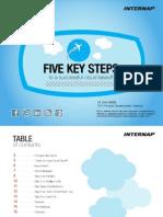 eBook Five Key Steps Cloud Takeoff
