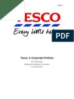 Tesco Portfolio