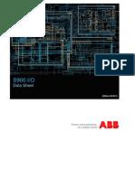 3BDD010420 H en S900 I O Datasheet Catalog 2
