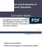 20130919080910Lecture 1 - Curriculum Studies