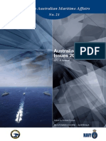 Paper In Australian Maritime Affairs Number 21