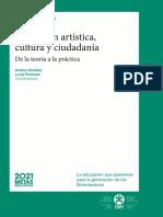 Educacion Artistica Cultura y Ciudadania