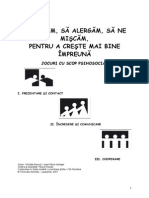 Manual de Jocuri - Formare FRDS