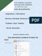 Presentación terminada informatica