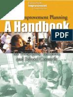 Guideline for School Improvement Plan