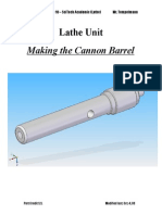 Lathe Project - Cannon Barrel (TMJ 209) (1)