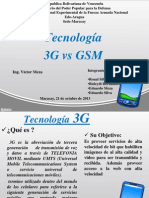 3G vs GSM