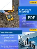 Earth Ground Resistance Fluke