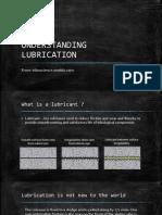 understanding lubrication