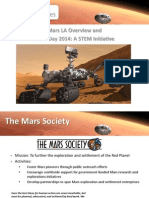Mars LA and Mars Day for ISDC 2014-05-17