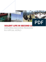 Second Life Publication July 09