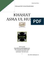 Khasiat Asmaul-Husna