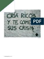 Causas Políticas de La Crisis