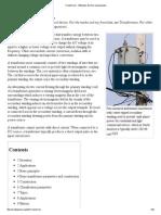 Transformer - Wikipedia, The Free Encyclopedia