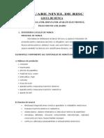 EVALUARE Montator, Reglator, Depanator Aparate Electronice, Telecomunicatii, Radio