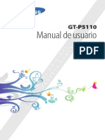 Manual Tablet GT-P5110