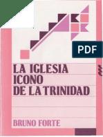 Bruno Forte - la iglesia icono de la trinidad.pdf