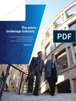 The Prime Brokerage Business
