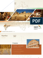 Rajasthan - Economy, Infrastructure and Development Analysis