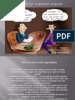 Etica Relatiilor Angajat - Angajator