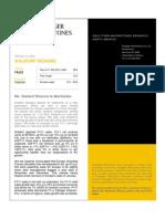 waldolf broker report