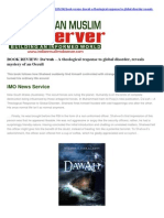 Book Review- Muhammad Inam Al-Haqq-Da'Wah-A Theological Response to Global Disorder,Reveals Mystery of an Occult,IndianMuslimObserver_Com