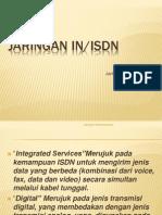 Jaringan in ISDN