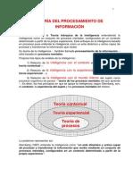 3. Procesos Mentales-Teoría Sternberg