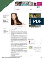 50 Reglas Para Una Piel Perfecta - Revista Hogar - Ecuador