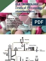 Acetaminophen Production