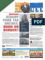 Asbury Park Press May 18, 2014