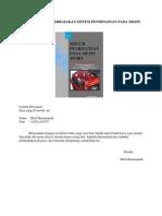 Perawatan Dan Perbaiakan Sistem Pendinginan Pada Mesin Mobil