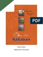 Édes Élet Itáliában - Frances Mayes