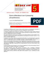 Pressing Offensivo