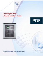 GST200-2 Intelligent Fire Alarm Control Panel Issue 1.11
