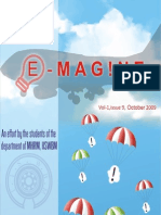 E-magazine of the Department of MHRM, IISWBM_October 09