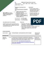 lesson plan - maths - 30 04 14 - number - patterns