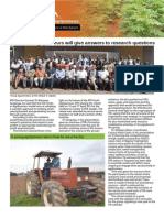 IITA Youth Agripreneur Newsletter No. 5