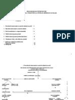 Proceduri de Interventie in Reducerea Violentei La Nivelul Mediului Scolar