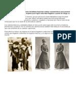 Desfile Del Siglo XX_Material de Apoyo