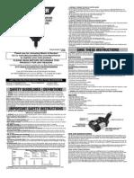 Black & Decker 100 Watt Inverter (PI100AB) (90556304)