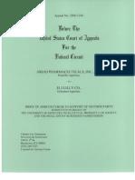 Amicus Brief of UKIPLS in Ariad v. Lilly (Fed. Cir.)