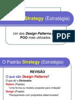 O Padrão Strategy (Estratégia)