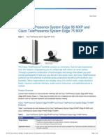 Cisco TelePresence System Edge 95 MXP (1)