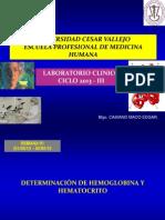 HEMOGLOBINA Y HEMATOCRITO.ppt